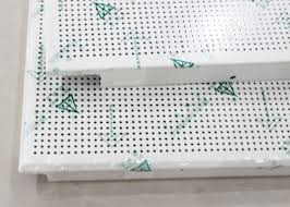 2x4 Suspended Ceiling Tiles by Aluminum Perforated Metal Ceiling 2x4 Ceiling Tiles Sheets With