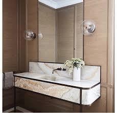 badezimmerumgestalten waschtisch aus marmor waschtisch