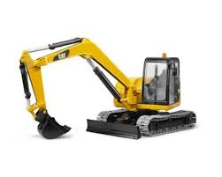 Bruder Toys Cat Mini Excavator [BTA02457] | Toys & Hobbies - AMain ...