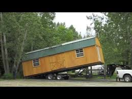 Old Hickory Buildings And Sheds by Old Hickory 32 Foot Shed Youtube