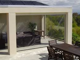 Roll Up Patio Screens by Screens Daily Knight