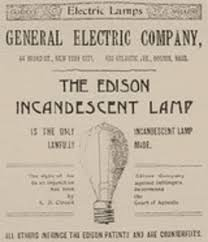 Who Invented The Electric Lamp by Timeline Of Light Instillation Timetoast Timelines