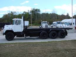 100 Rolloff Truck For Sale MACK ROLLOFF TRUCK FOR SALE 7039