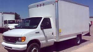 100 Cube Trucks For Sale Stock 2458 2007 FORD E350 Box Truck YouTube