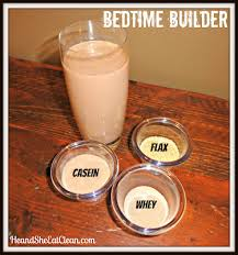 Glutamine Before Bed by A Protein Shake Before Bed Nutrisystem Recipe Center