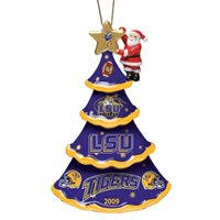 2009 Annual LSU Tigers Ornament The Christmas Tree