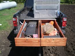 100 Truck Bed Storage Drawers Advantages Homemade Modern S