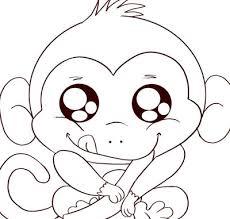 Full Size Of Coloring Pagesnice Cute Baby Monkey Pages Monkeys On Barrel Page