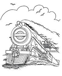 Full Image For Free Coloring Pages Cars And Trucks Lamborghini Train Car