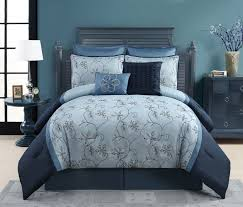 Sears Bedroom Furniture by 8 Piece Embroidered Comforter Set Ophelia