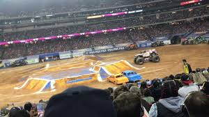 100 Monster Trucks Atlanta Jam Georgia Dome 2017 YouTube