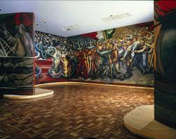 Diego Rivera Rockefeller Mural Analysis by Diego Rivera Liberation Of The Peon Artsy