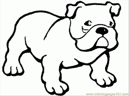 Free Printable Coloring Page Dog Mammals Dogs 504568 Pages For 2015