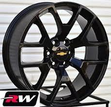 2014 GMC Sierra OE Replica Wheels Gloss Black 20