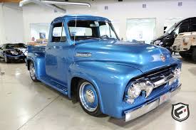 1954 Ford F100 | Fusion Luxury Motors 1954 F100 Old School New Way Cool Modified Mustangs Ford Burnyzz American Classic Horse Power Custom Truck 72015mchmt1954fordtruckthreequarterfront Hot Rod Resto Mod F68 Monterey 2014 For Sale Classiccarscom Cc1028227 Pickup Classic Pick Up Truck From Arizona See Abes Journal Network Truck Used Sale