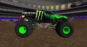100 Monster Trucks Nashville Sims