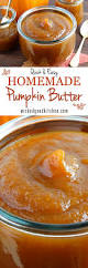 Libbys Canned Pumpkin Nutrition Facts by Homemade Pumpkin Butter Quick U0026 Easy Wicked Good Kitchen