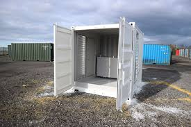 100 Shipping Containers Converted Generator Container Conversion