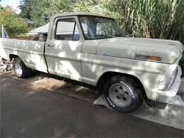 1969 Ford F100 For Sale | ClassicCars.com | CC-1117843
