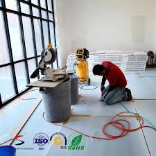 China Building Material PP Plastic Cartonplast Sheet Temporary Floor Covering