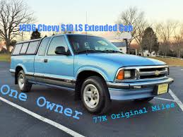 One Owner 1996 Chevy S10 LS Extended Cab Start Up, Review And Full ... Classic Chevrolet S10 For Sale On Classiccarscom Trucks Classics Autotrader Reviews Research New Used Models Motor Trend Pickup For Nationwide Ch100 Wikipedia Sold 2003 Ls Extended Cab Meticulous Motors Inc Chevrolet 2980px Image 11 2000 Pickup Pictures Information And Specs All Chevy Mpg Old Photos Collection Hawkins In Danville Pa Dealership Vwvortexcom Fs 84 Bagged S10 Longbed Wtpi 350 S10s