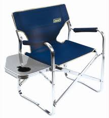 Coleman Director's Chair - Blue | RAA Amazoncom Coleman Outpost Breeze Portable Folding Deck Chair With Camping High Back Seat Garden Festivals Beach Lweight Green Khakigreen Amazon Is Ready For Season With This Oneday Sale Coleman Chair Flat Fold Steel Deck Chairs Chair Table Light Discount Top 23 Inspirational Steel Fernando Rees Outdoor Simple Kgpin Campfire Mini Plastic Wooden Fabric Metal Shop 000293 Coleman Deck Wtable Free Find More Side Table For Sale At Up To 90 Off Lovely