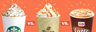 Dunkin Pumpkin Spice Syrup by Thinkthin Protein Bites Best U0026 Worst Pumpkin Lattes Calorie