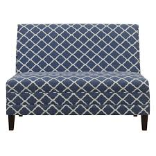 High Back Armless Upholstered Blue Settee (Blue) (Polyester ... Armless High Back Wooden Ding Room Chair Buy Chairarmless Chairhigh Product On Alibacom Alinum Mesh Lounge Ergo Flow Office Upholstered Blue Settee Polyester Cosm Chairlow Backleaf Arms 3d Models Herman Outdoor Fniture High Back Stacking Plastic Armless Chair For Sale View Wing Chairs Hty Details From Dongguan Huatianyu Fniture Simple Style Home Design Black Padded Folding Chair With Modern Luxury Restaurant Banquet Golden Stainless Chairs Leather Sayl Chairupholstered Backarmless Gala Atomi Shop Ram Game Bar Stools Tagged Express
