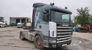 Scania 114 Retarder (ID: 792461) | BRC Autocentras
