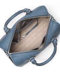 Neuman Christmas Tree Bags by Michael Michael Kors Mercer Medium Leather Duffle Bag Neiman Marcus