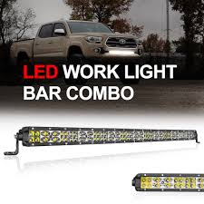 30 Inch Slim LED Light Bar Combo Bumper Offroad 4WD Truck ATV UTE ... 50 Curved Led Light Bar Combo 4 For 02016 Dodge Ram 1500 2500 92 5 Function Trucksuv Tailgate Brake Signal Reverse Harga Lampu Sorot Tembak Mobil Led 180 W Offroad Work 20in Straight Hidden Bumper Mounting Brackets For 03 2015 2017 F150 Paladin 180w Cree Xte Toyota Truck With Auxbeam Light Bar More Info Please Chek Out Inch 250w Spotflood 21400 Lumens Detail Feedback Questions About 7 120w Waterproof Trucks Common Installation Issues Rigid Industries Srseries Offroad Bars 60 Recon White Lightning 26416