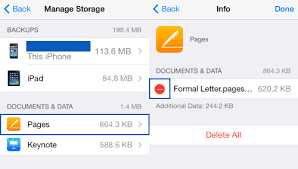 How to Free up iCloud Storage Space on iPhone or iPad