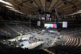 Neat Design Concerts Madison Square Garden Imposing Decoration