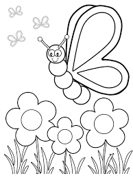 Image Coloring Free Toddler Pages On Color Toddlers