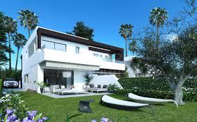 100 Semi Detached House Design Off Plan Semidetached Contemporary Style Villa In The Exclusive Boutique Development Of Oasis 22 La Resina Golf Estepona