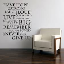 Full Size Of Designsinspirational Wall Decal Art With Quote Decals Australia Also Baby
