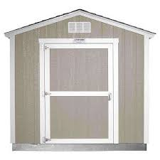 16x12 Shed Material List by Wood Sheds Sheds The Home Depot