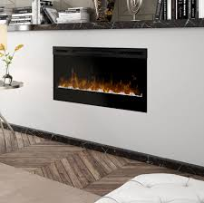 Dimplex Prism Wall Mounted Electric Fireplace & Reviews
