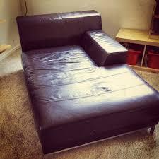 Ikea Kramfors Sofa Cover by Fabric Slipcovers Over Leather Kramfors Sofa Comfort Works