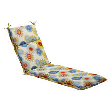 Ebay Chaise by Black Yellow Floral Outdoor Chaise Lounge Cushion Patio Furniture