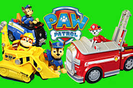 100 You Tube Fire Truck Paw Patrol Kids Toys New Dog Nickelodeon Nick Jr Chase Rubble