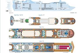 Star Princess Deck Plan Pdf by Caribbean Princess Deck Plan