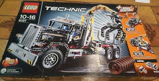 LEGO Technic Logging Truck (9397)   EBay We Lego On Twitter Technic 9397 Logging Truck Ebay Technic Logging Truck Y S L I A N G Lego Youtube Rc Mod With Sbrick Brand New And Factory Sealed Set Technic Review Reviews Videos Sealed New 1756682927 42008 Service Rebrickable Build