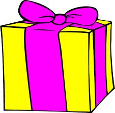 Free Icons Birthday Gift