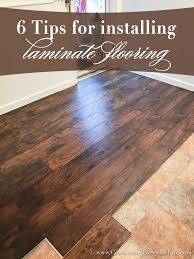 Installing Laminate Floors On Walls by 6 Tips For Installing Laminate Flooring Celebrating Everyday