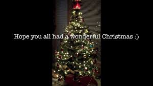 Best Real Christmas Tree Type Canada by Tip How To String Your Christmas Tree Lights Permanently Youtube