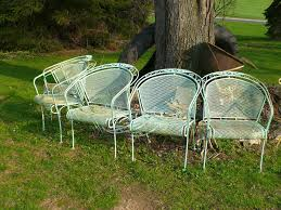 green metal patio chairs decorate vintage metal patio chairs all home decorations
