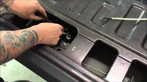100 Chevy Truck Tailgate Parts 20142015 Silverado And GMC Sierra Factory Handle