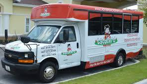 100 Ladybird Food Truck Bus The Apopka Voice