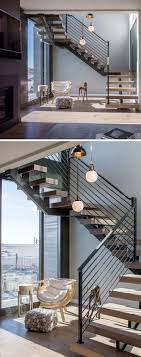 Best 25+ Modern Stair Railing Ideas On Pinterest | Stair Railing ... Contemporary Railings Stainless Steel Cable Hudson Candlelight Homes Staircase The Views In South Best 25 Modern Stair Railing Ideas On Pinterest Stair Metal Sculpture Railings Railing Art With Custom Banister Elegant Black Gloss Acrylic Step Foot Nautical Inspired Home Decor Creatice Staircase Designs For Terrace Cases Glass Balustrade Stairs Chicago Design Interior Railingscomfortable